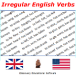 Irregular English Verbs