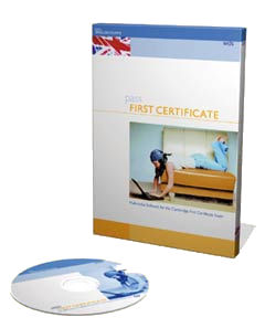 pass FIRST Certificate Product Box